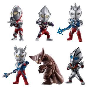 CONVERGE MOTION Ultraman 10 Pack BOX (CANDY TOY) [Bandai]