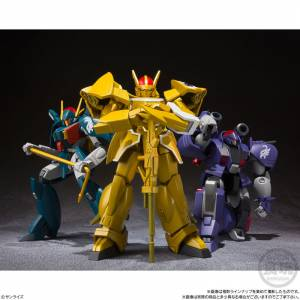 SMP [SHOKUGAN MODELING PROJECT] Blue Comet SPT Layzner Vol.2 3 pack box (CANDY TOY) [Bandai]