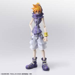 BRING ARTS The World Ends with You: Final Remix - Sakuraba Neku Reissue [Square Enix]