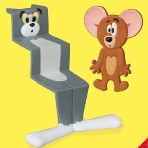 UDF TOM AND JERRY (Pressed) [Ultra Detail Figure No.654]