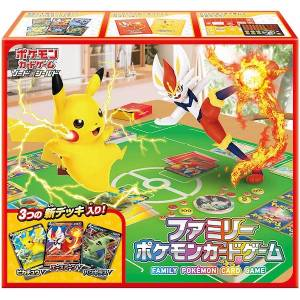 Pokemon Card Game Sword & Shield Family Pokemon Card Game [Trading Cards]