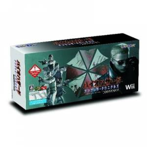 BioHazard - Umbrella Chronicles (Expert Package) [Wii - occasion BE]