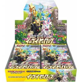 Pokemon Card Game Sword & Shield Booster Expansion Pack Eevee Heroes 30Pack BOX [Trading Cards]