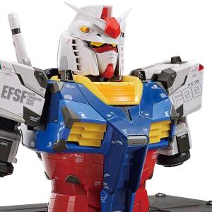 1/48 RX-78F00 Gundam BUST MODEL LIMITED EDITION [Bandai]