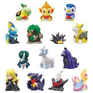 Pokemon Kids Sinnoh Region & Galar Region Arc 24Pack BOX (CANDY TOY) [Bandai]