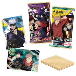 Jujutsu Kaisen Wafer 2 20Pack BOX (CANDY TOY) [Bandai]