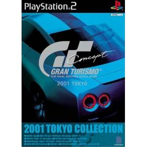 Gran Turismo Concept - 2001 Tokyo [PS2 - Used Good Condition]