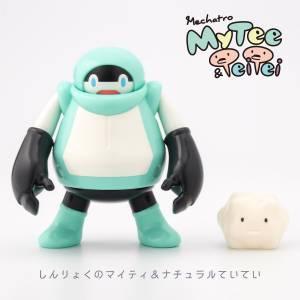Mechatro Chubu Shinryoku no Mighty & Natural [Sentinel]