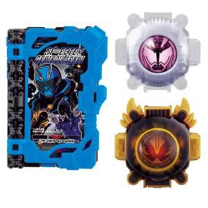 Kamen Rider DX Specter Genkikou Senki Wonder Ride Book + Canon Specter Yujou Burst Ghost Eyecon LIMITED [Bandai]