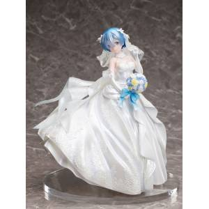 Re:ZERO -Starting Life in Another World- Rem Wedding Dress LIMITED EDITION [F:Nex]