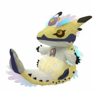 Monster Hunter Rise Deformed Plush Thunder Serpent Narwa the Allmother [Plush Toy]