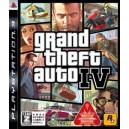 Grand Theft Auto IV [PS3 - Used Good Condition]