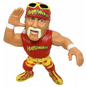 16d Collectible Figure Collection: 018 Legend Masters Hulk Hogan [16 directions]