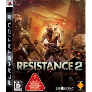 Resistance 2 [PS3 - Used Good Condition]