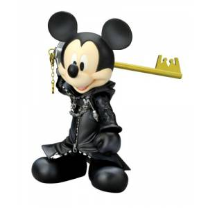 Kingdom Hearts - Mickey Mouse King [Play Arts]