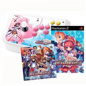 Arcana Heart 2 + Official Hori Real Arcade Pro (Limited Edition)