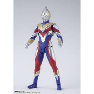 SH Figuarts Ultraman Trigger: New Generation Tiga Multi Type [Bandai]