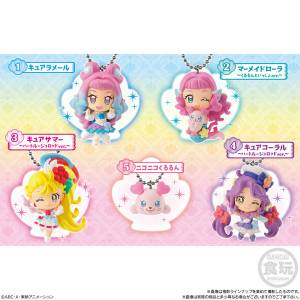 Tropical-Rouge! Pretty Cure Mascot 2 10Pack BOX (CANDY TOY) [Bandai]