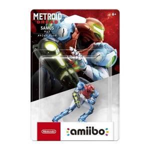 Amiibo Metroid Dread - Samus [Switch]