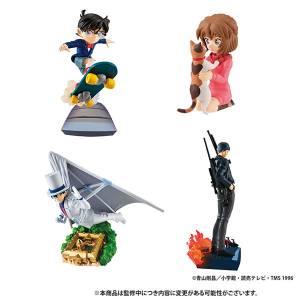 Puchirama Series Detective Conan SECRET SCENE BOX Vol.1 - 4Pack BOX [Megahouse]