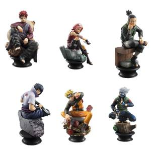 Chess Piece Collection R - NARUTO Shippuden BOX [MegaHouse]