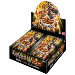 Battle Spirits 2021 New Series Chapter 2 Booster Pack BS57 16 PACKS BOX [Trading Cards]