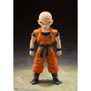 SH Figuarts Dragon Ball - Krillin Strongest Earthling Man [Bandai]