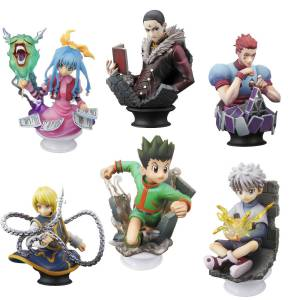 Chess Piece Collection R - Hunter x Hunter BOX [MegaHouse]