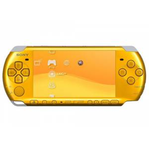 PSP-3000 Bright Yellow [Brand New]