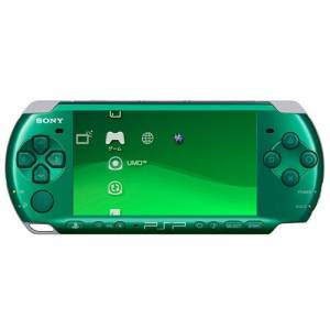 PSP-3000 Spirited Green [Brand New]