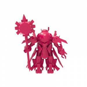 Project Sakura Wars 1/35 Vol.1 Spiricle Fighter Mugen Hatsuho Shinonome Custom Plastic Model [Kaiyodo]