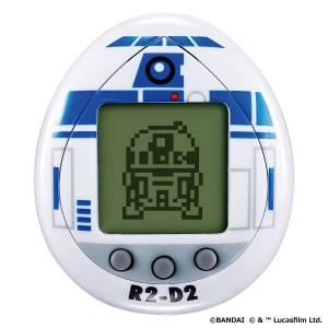 Tamagotchi Star Wars R2-D2 Classic color ver. [Bandai]