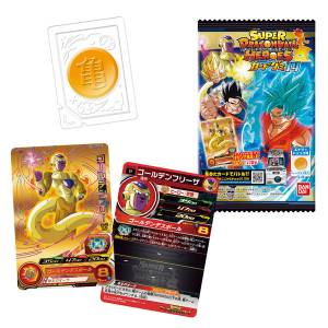 Super Dragon Ball Heroes Card Gummy 14 20Pack BOX (CANDY TOY) [Bandai]