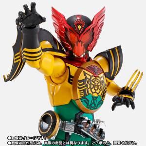 SH Figuarts Kamen Rider OOO Super Tatoba Combo Tamashii Nation 2021 LIMITED EDITION [Bandai]