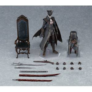 Figma Bloodborne: The Old Hunters - Lady Maria of the Astral Clocktower DX Edition [Figma 536-DX]