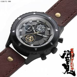 Kamen Rider Hibiki Takeshi Chronograph Watch LIMITED EDITION [Bandai]