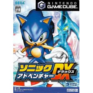 Sonic Adventure DX [NGC - used good condition]