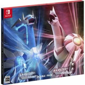 Pokemon Shining Pearl Brilliant Diamond Double Pack Regular Edition (Multi Language) [Switch]