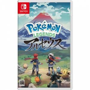 Pokemon LEGENDS Arceus Regular Edition (Multi Language)  [Switch]