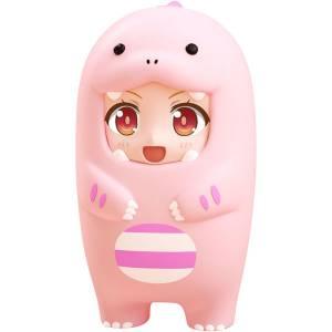 Nendoroid More: Face Parts Case Pink Dinosaur [Nendoroid]