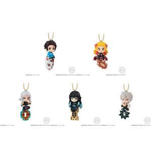 Twinkle Dolly Demon Slayer: Kimetsu no Yaiba 3 8Pack BOX (CANDY TOY) [Bandai]