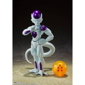 SH Figuarts Dragon Ball Z -  Frieza 4th Form [Bandai]