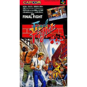 Final Fight [SFC - occasion BE]
