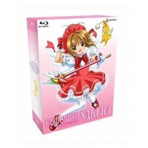 Card Captor Sakura Box 1 (Clow Card Part) [Blu-ray]