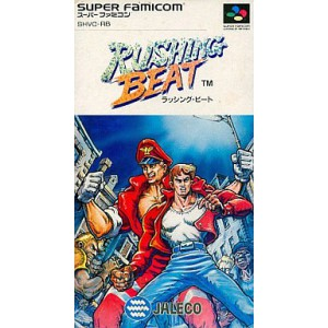 Rushing Beat / Rival Turf  [SFC - Used Good Condition]