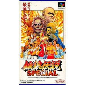 Garou Densetsu Special / Fatal Fury Special [SFC - Used Good Condition]