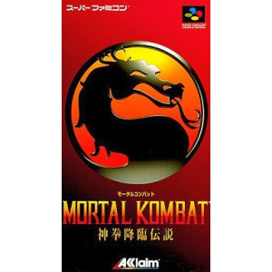 Mortal Kombat [SFC - Used Good Condition]