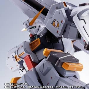 METAL ROBOT SPIRIT Advance of Zeta: RX-121-1 Gundam TR-1 Hazel Custom + Option Parts Set LIMITED EDITION [Bandai]