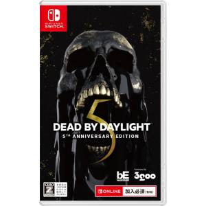 Dead by Daylight 5th Anniversary Edition Official Japanese Ver. [Switch]
