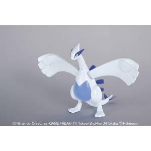 Pokemon Plamo Collection 04: Diamond & Pearl - Lugia - Plastic Model [Bandai]
